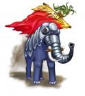 Свечникова Елена Боевой слон