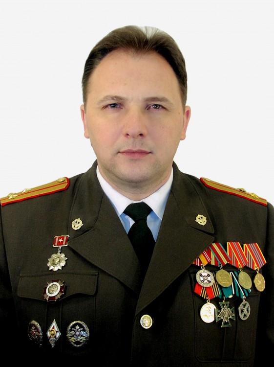 полковник медицинской службы Юрий Боев