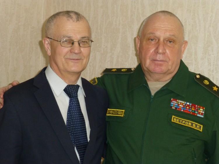 Вячеслав Егоров и Виталий Ветров