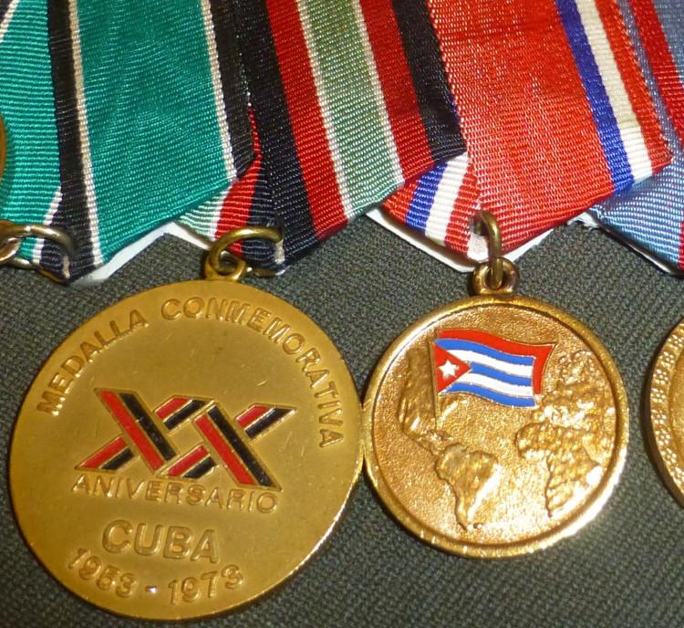 Кубинские государственные награды