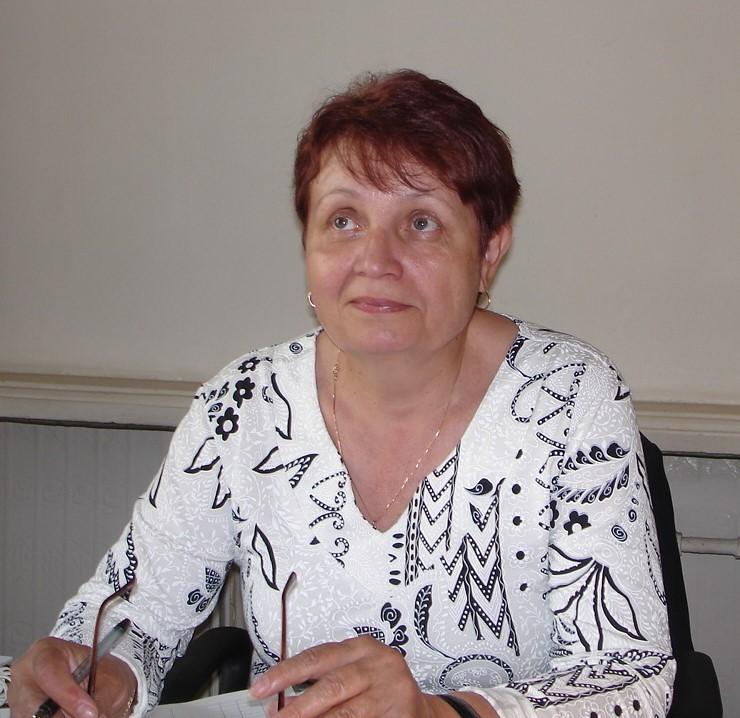 Ветрова Галина Владимировна