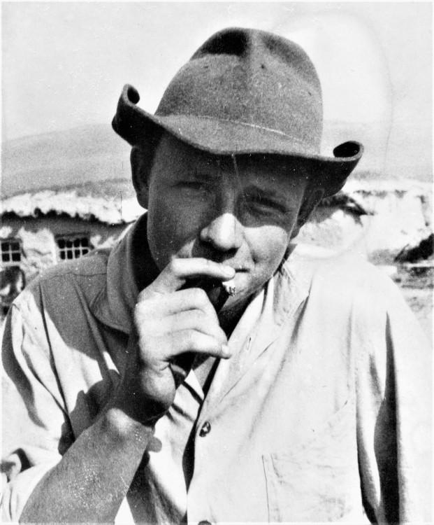 Начало большого пути. Виталий Ветров. Средняя Азия. 1965 г.