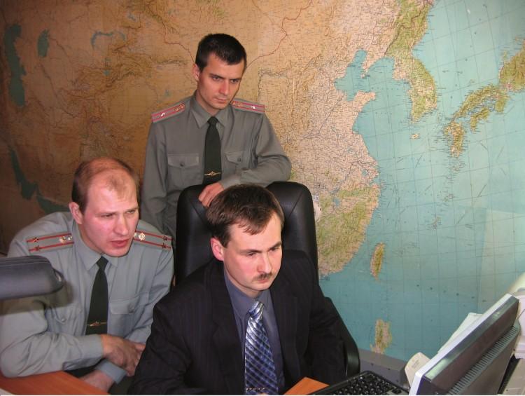 в управлении ВСС ВС 2006г.