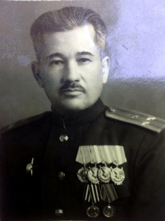 КОСИМОВ Махмуд Тожикулович