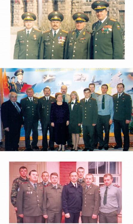 из жизни и службы ВСС ВС РФ