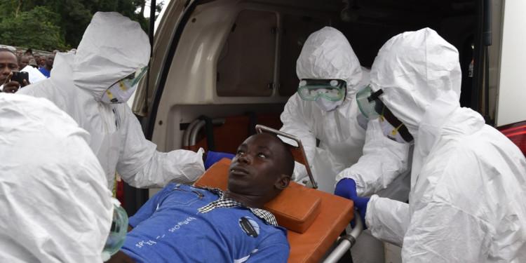 Вирус Эбола является одним из самых субклеточных убийц