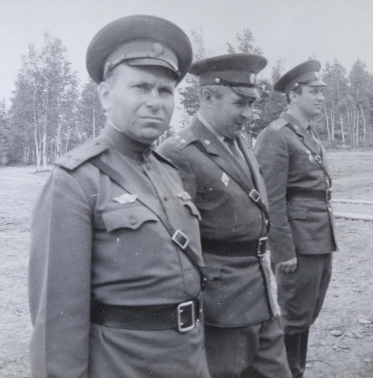 ГЕНЕРАЛ-МАЙОР ТРЕГУБ АНДРЕЙ НИКОЛАЕВИЧ
