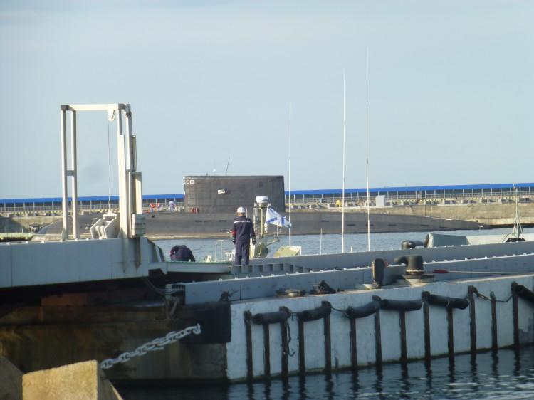 подводная лодка Варшавянка
