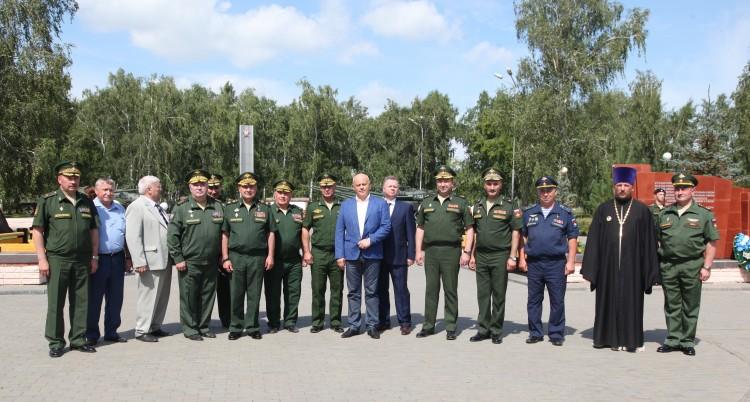 командование органов МТО ВС РФ в г.Омске