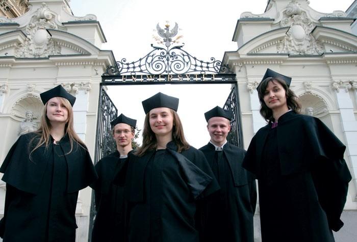 Русскоязычные студенты в Польше