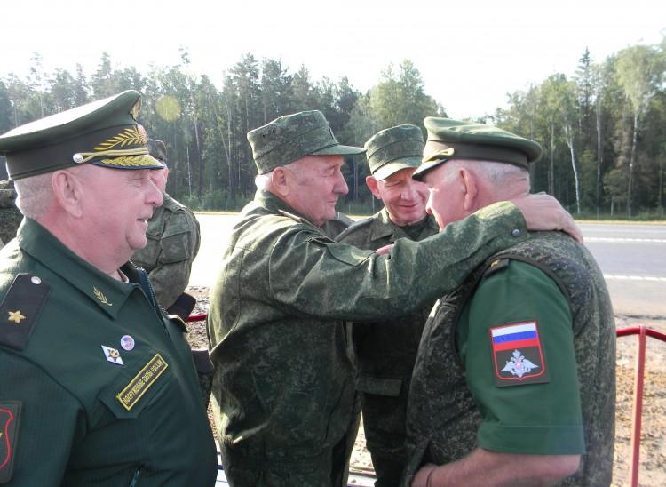 Встреча побратимов в Белоруссии