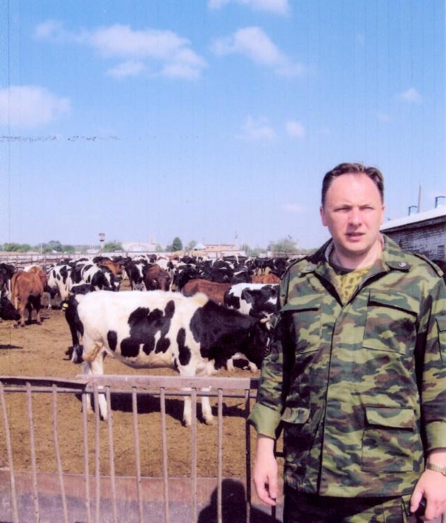 начальник ВСС ВС РФ полковник Юрий Боев