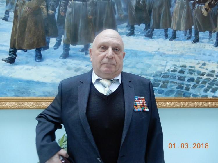 Ветров  Виталий Петрович