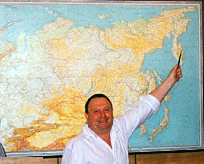 Виталий Ветров. поедешь брат служить на  Камчатку