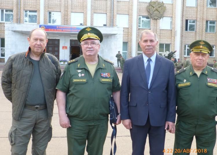 Ветераны Тыла ВС в Бурятии. Восток 2018