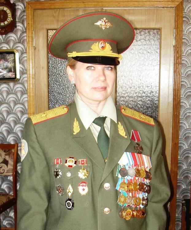 Елена Борисовна Щербакова