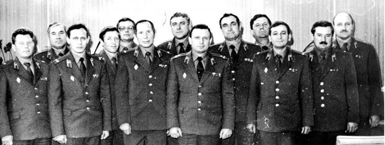 офицеры ветеринарной службы СА и ВСС ВС РФ, выпускники АЗВИ
