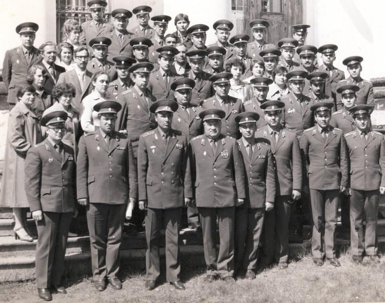 Легенды отечественной военной ветеринарии