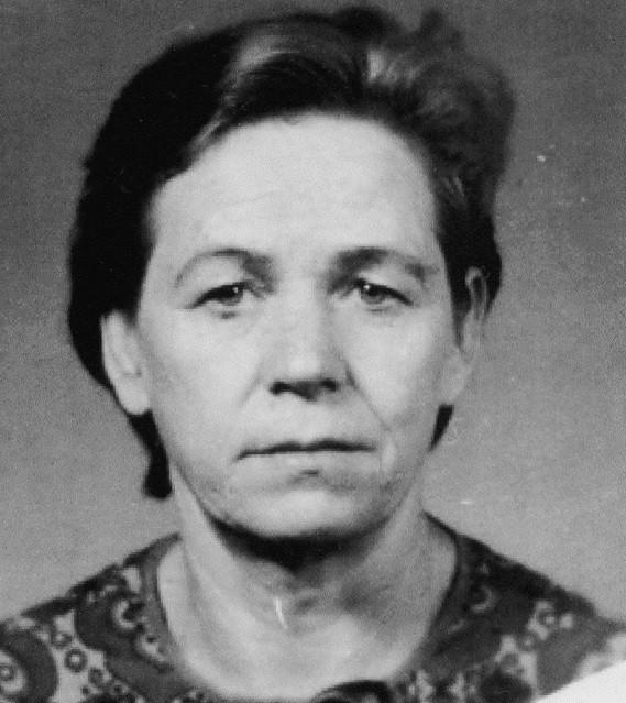 мама Валентина Константиновна Щербакова