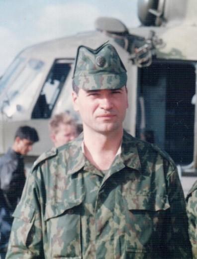 Виталий Злоказов начальник ветеринарной службы ПГ в Таджикистане