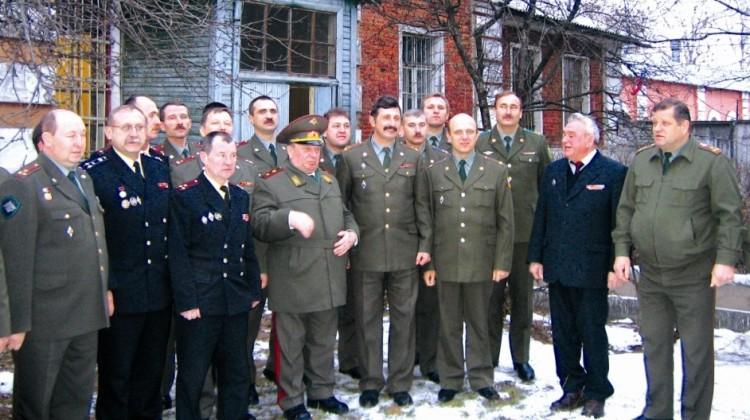 на сборе руководящего состава ВСС ВС РФ