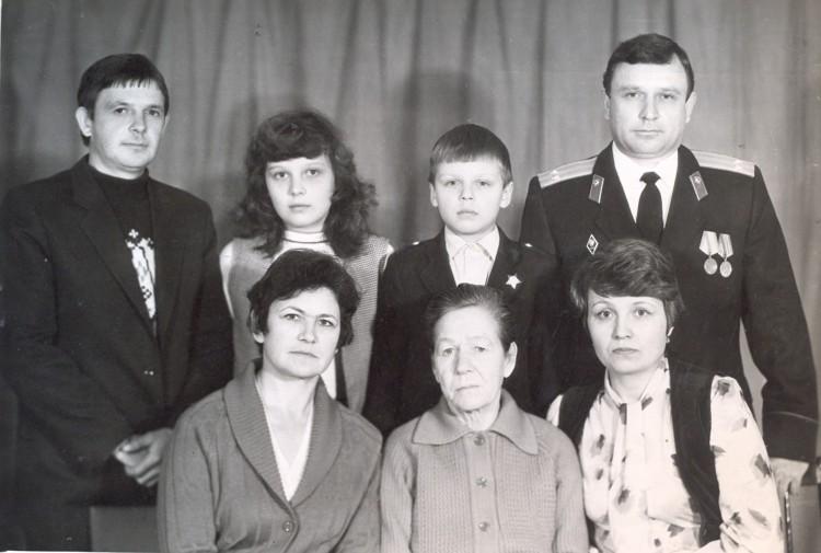 АлександрВетров и родственники