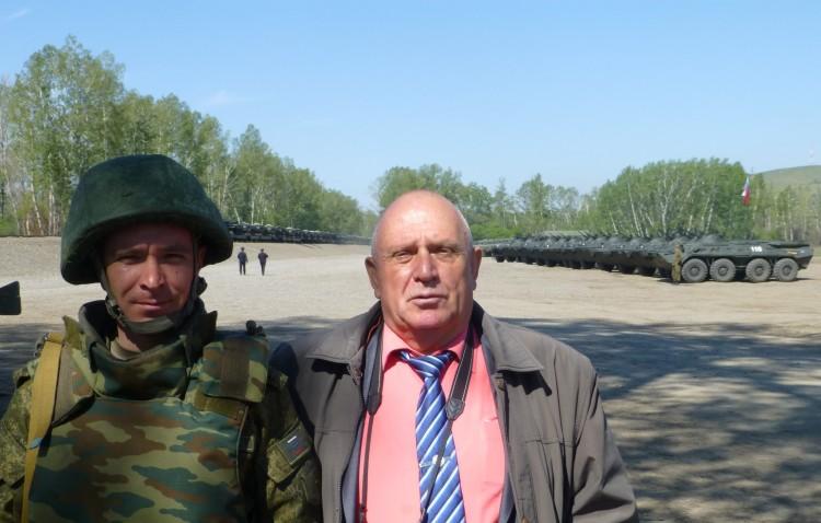 генерал-майор В.П.Ветров