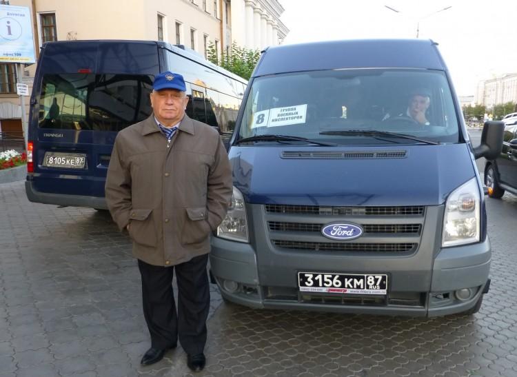 Военный инспектор Виталий Ветров