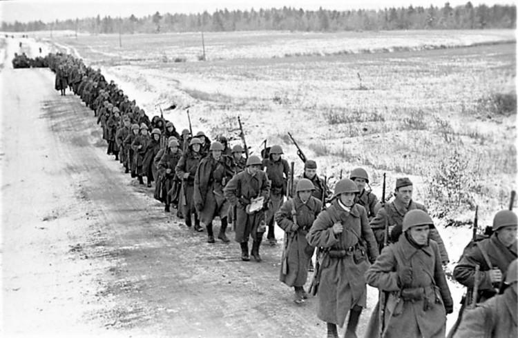ВЕТЕРИНАРНОЕ ОБСЛУЖИВАНИЕ В СОВЕТСКО - ФИНЛЯНДСКУЮ ВОЙНУ 1939 -1940