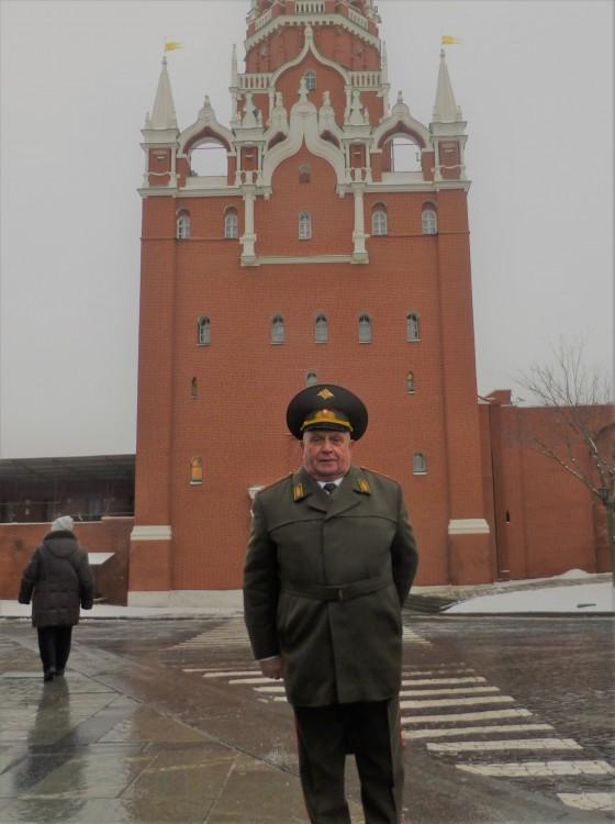 в Кремле, В.П.Ветров