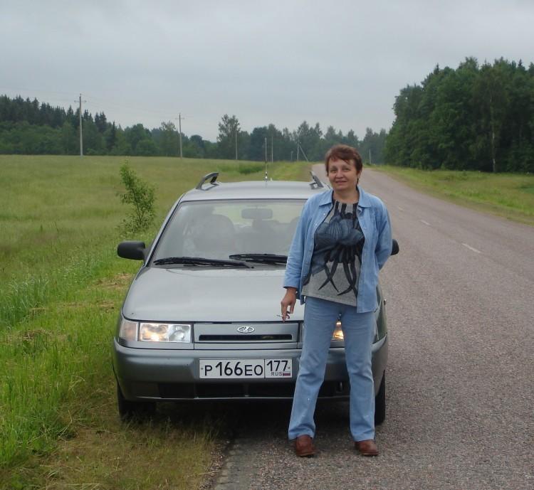 Галина водитель отличный