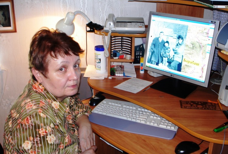 Галина в творческом поиске
