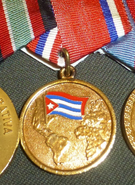 Медаль Воин интернационалист