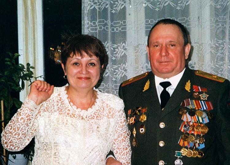 Галина и Виталий Ветровы