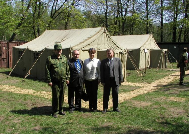 ТСУ в военном ветеринарном институте