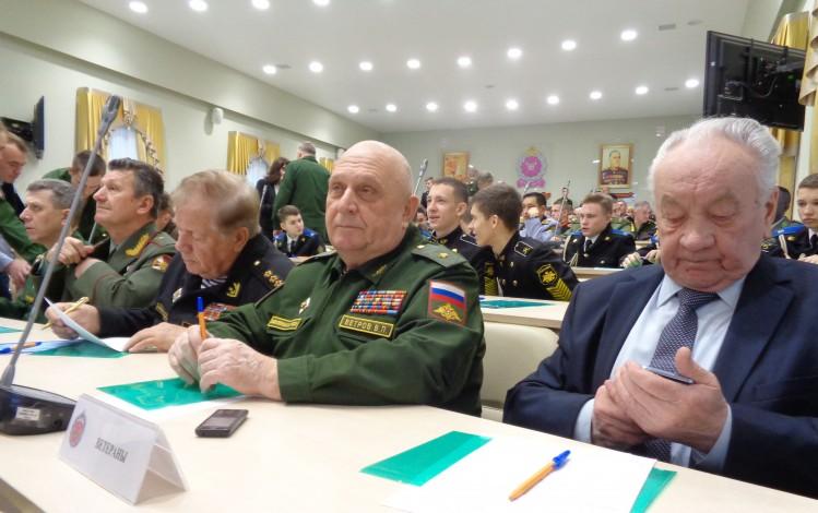 географический диктант, генерал-майор ветеринарной службы В.П. Ветров