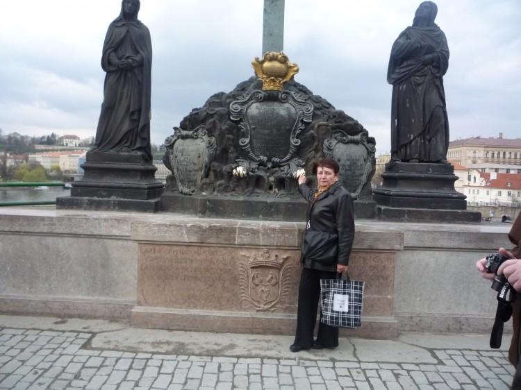 Галина в Испании
