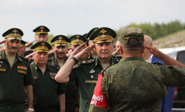 Доклад Главного судьи Армейских игр