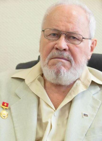 Юрий Михайлович ЗАБРОДИН