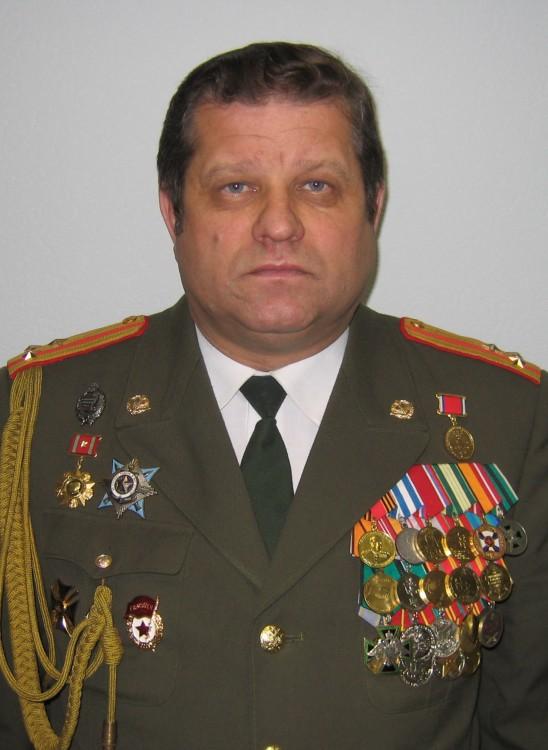 Колесниченко Иван Степанович, полковник медицинской службы
