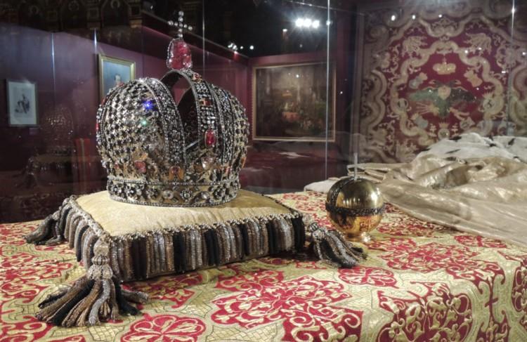 Сокровища русских царей