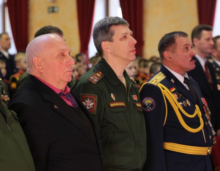 ветераны Тыла ВС в УссСВУ