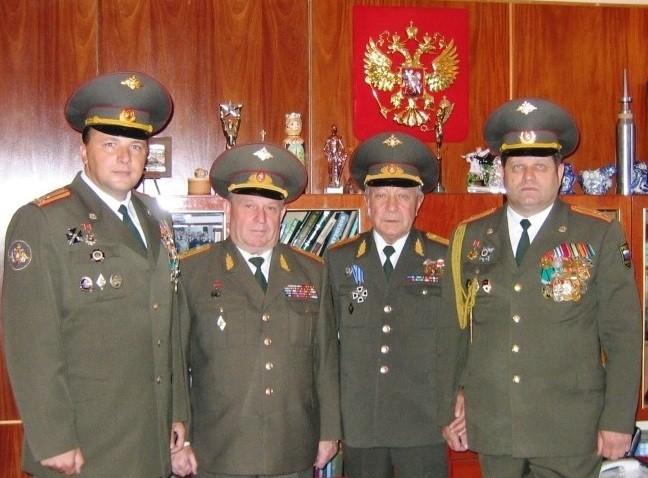 Члены ученого Совета ВВИ