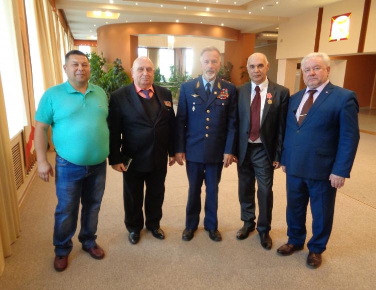 Воины интернационалисты - сохранившие мир 20 века.Виталий Ветров среди них. Встреча с друзьями