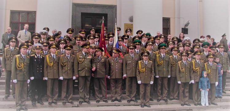 выпуск офицеров ВВИ