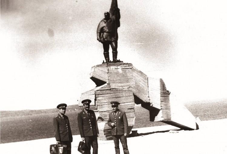 офицеры ветеринарной службы на Чукотке