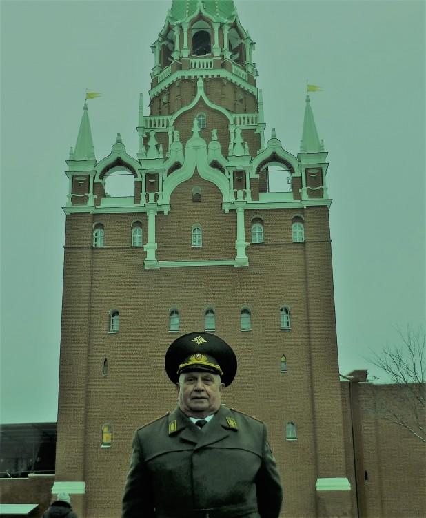 генерал-майор ветеринарной службы Виталий Петрович Ветров