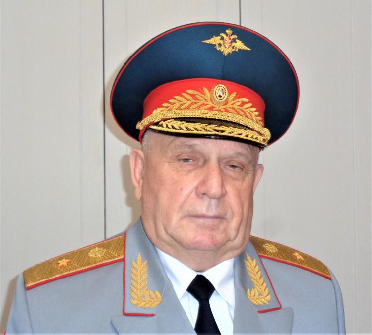 Инспектор группы инспекторов генерал-майор ветеринарной службы запаса Виталий Ветров