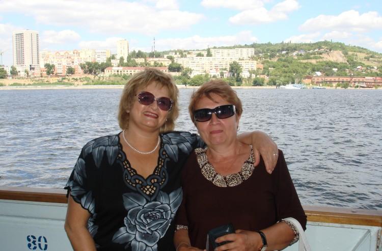 Галина и Наталья Гребнева