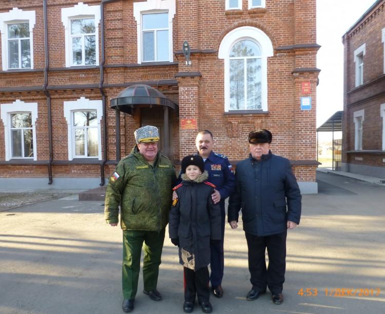 генерал В.П. Ветров в УссСВУ